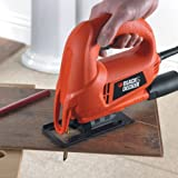 BLACK AND DECKER KS600E 450W Variable Speed Jigsaw - 240V
