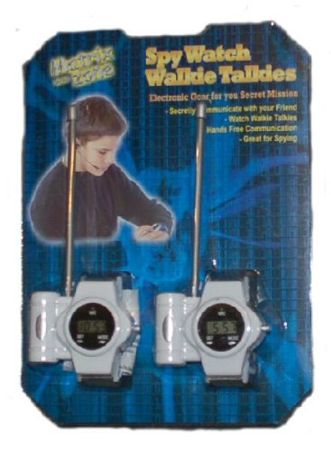 Matrix Zone Spy Watch Walkie Talkies