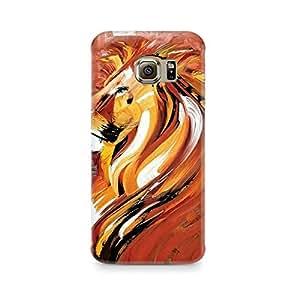 Ebby Sher Khan Premium Printed Case For Samsung S7 Edge