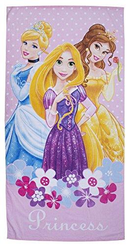 Character World - Telo doccia con le principesse Disney