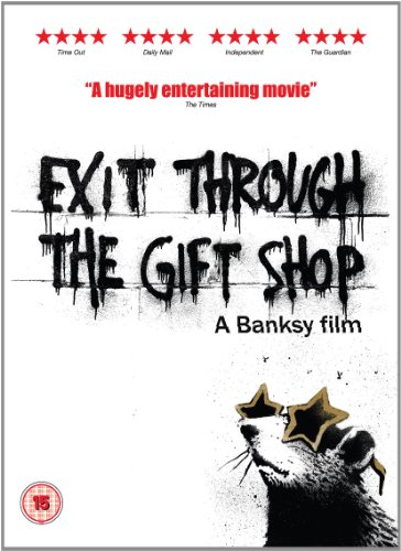 Exit Through The Gift Shop [DVD] [Reino Unido]