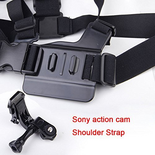 Adjustable-Chest-Body-Harness-Belt-Strap-Mount-For-Sony-action-cam-HDR-AS100v-AS30V-AEE-AS15-AS30-GoPro-Hero-4-3-3-2-1-SJ1000-Sports-Action-Cam-Camera-Accessory