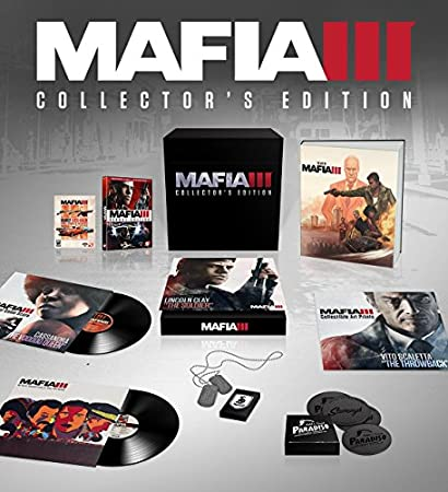 Mafia III Collectors Edition - PlayStation 4