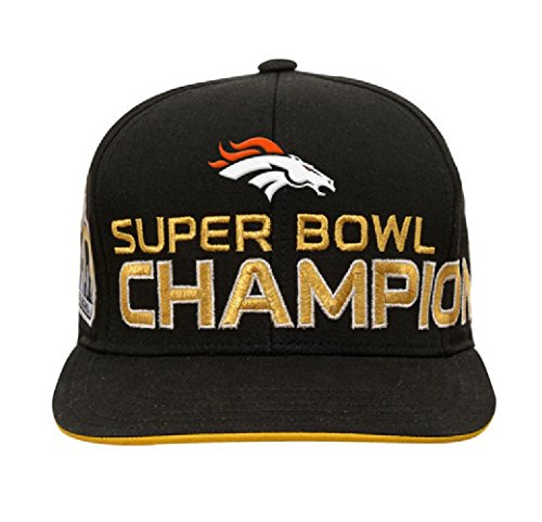 Denver Broncos NFL Super Bowl 50 Champhions Youth Adjustable Backstrap Hat (Peyton Manning Football Jersey compare prices)