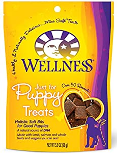 Wellness Just For Puppy Soft Natural Puppy Treats