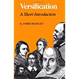 Versification: A Short Introduction ~ James McAuley