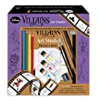 Disney Villains Art Studio [With Pale...