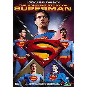 Look, Up in the Sky: The Amazing Story of Superman (Region 2) (Import)