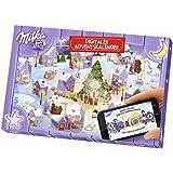 Milka Schokoladen Adventskalender mit digitalen Überraschungen, 1er Pack (1 x 200 g)