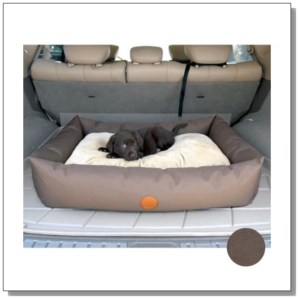 K&H Travel/SUV Pet Bed, Large 30-Inch by 48-Inch, Tan