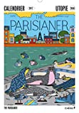 CALENDRIER MURAL 2017 PARISIANER...