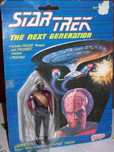 Star Trek the Next Generation - Lieutenant Worf Action Figure