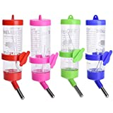 Water Feeder Feeding Bottle for Hamsters Rats Gerbils Mice and other Small Animals