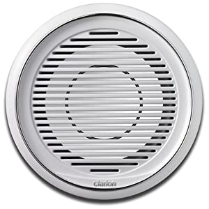 Clarion CMG2510W 10-Inch 250 Watt Marine Subwoofer from Clarion Mobile Electronics