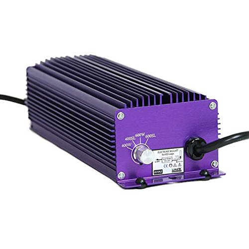 Dimmable Lumatek Digital Ballast 600W