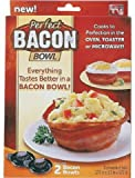 As Seen On Tv: Perfect Bacon Bowl [3 Pieces] *** Product Description: Perfect Bacon Bowleverything Tastes Better In A Bacon Bowl! Cooks To Perfection In The Oven Toaster Oven Or Microwave. Quick And Easy- Just Wrap Your Favorite Cut Of Bacon Ar ***