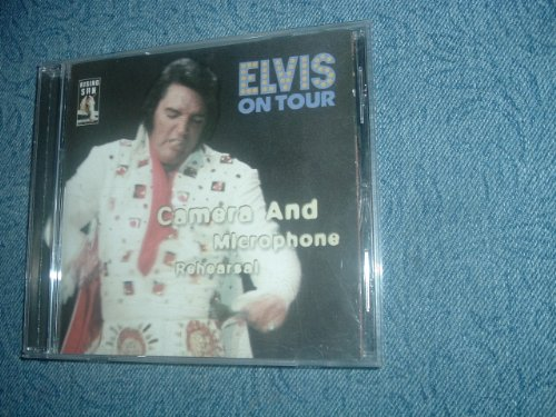 Elvis Presley, Elvis On Tour, Camera And Microphone Rehearsal, Recorded March 30, 1972