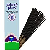 PRS PAHADI PHOOL Incense Stick (Pack Of 5 Agarbatti) 75gm Each