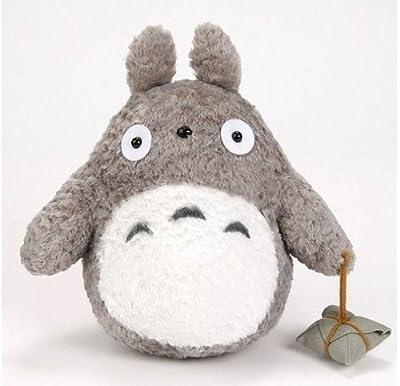 """My Neighbor Totoro 6"""" tall gray Totoro Plush"""