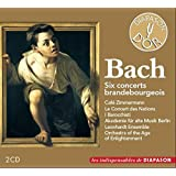 Bach : Six concerts Brandebourgeois.