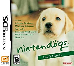 Nintendogs Lab &amp; Friends