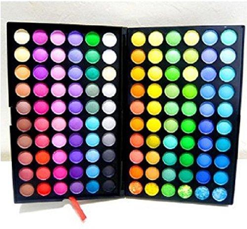 プロ仕様 発色が素晴らしい120カラーアイシャドウパレット メイクパレット