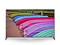 Sony XBR65X850B 65-Inch 4K Ultra HD 120Hz 3D Smart LED TV by Sony