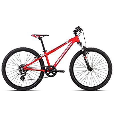 Orbea MX Dirt 15Red White 24Inch 7-Speed Bicycle for Children, D00924N8