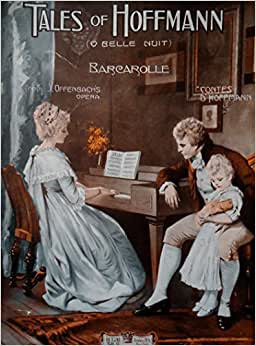 Tales of hoffmann barcarolle barcarolle from les contes d for Ui offenbach