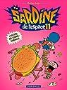 Sardine de l'Espace, Tome 11 : L'archipel des hommes-sandwichs