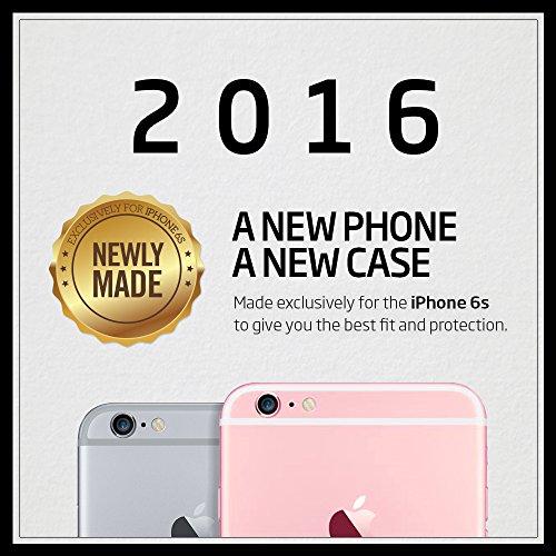 iPhone6S ケース, Spigen® [ ソフト TPU ] カプセル Apple アイフォン6s iPhone 6S (国内正規品) (iPhone6S, クリスタル・クリア【SGP11753】)