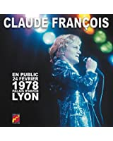 Claude François En Public Lyon 1978 - Paper Sleeve - CD Vinyl Replica Deluxe