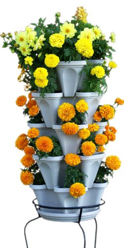 Great garden planting pots planters also used for herbs peppers