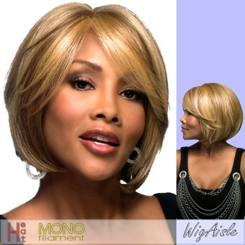 Details for LENI-V (Vivica A. Fox) - Futura Fiber Mono Full Wig by Fox Designs, Inc.