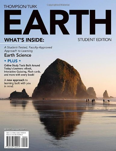 EARTH (with CourseMate with Virtual Field Trips in...