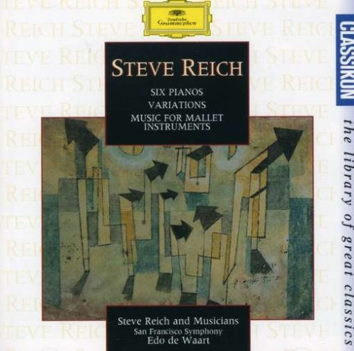 Reich;Six Pianos