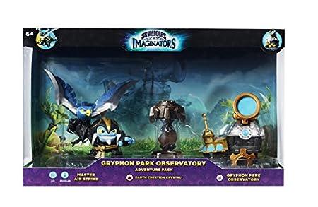 Skylanders Imaginators - Adventure Pack (Air Strike, Earth, Observatory)