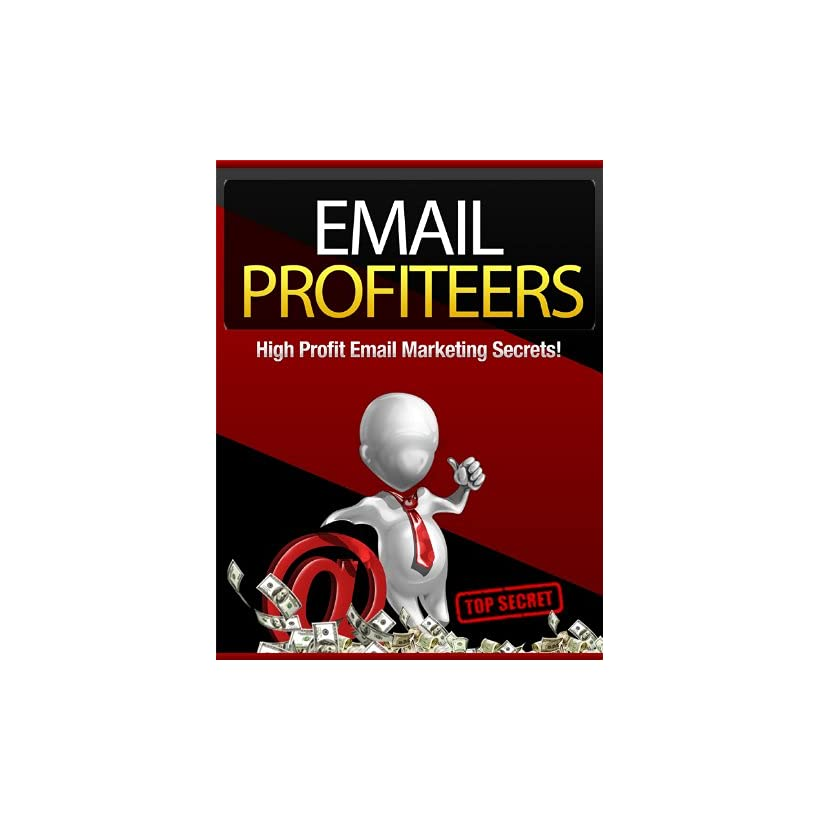 Email Profiteers Coupons