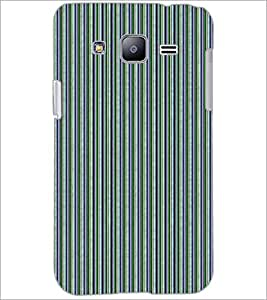 PrintDhaba Pattern D-5185 Back Case Cover for SAMSUNG GALAXY J2 (Multi-Coloured)