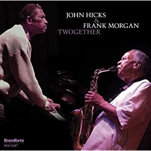 John Hayes / Frank Morgan Twogether cover
