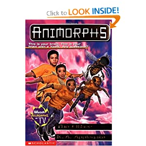 The Other (Animorphs, No. 40): K.A. Applegate: 9780439106795: Amazon