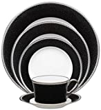 Noritake 5-Piece Pear Noir Place Setting