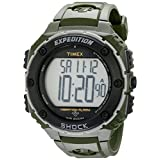 fe663c0c85d0 Timex Men s T499519J Expedition Shock XL Green Resin Watch