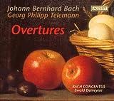 Jb Bach/Telemann: Overtures