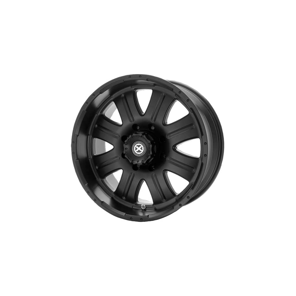American Racing ATX Punisher 20x9.5 Teflon Wheel / Rim 8x6.5 with a  12mm Offset and a 130.81 Hub Bore. Partnumber AX398029582