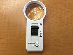 Patriot Pocket Magnifier 6x