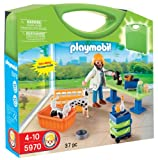 Playmobil 5970 Animal Clinic Carrying Case