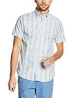 Pedro del Hierro Camisa Hombre (Azul)