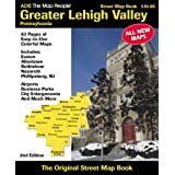 Lehigh Valley Pa Greater Atlas ~ Adc The Map People