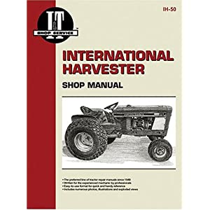 Discount Tractor Parts and Manuals for Older and Antique Tractors